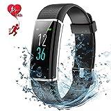 Montre Connectée Smartwatch Podometre Écran Couleur Etanche IP68 Montre...