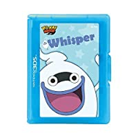Yo-Kai Watch Game Card Case 12 (Whisper) for Nintendo 3DS [並行輸入品]