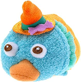 Disney Store Halloween Perry by Phineas and Ferb TSUM TSUM Japan Import