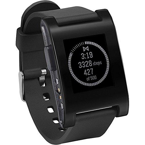 Pebble Smart Watch- Black