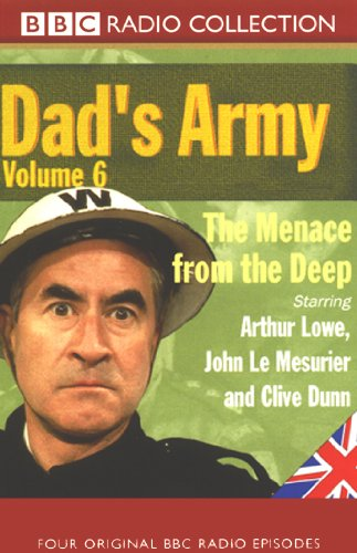 Dad's Army, Volume 6 audiobook cover art