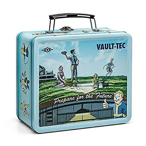 FanWraps Fallout Shelter Vault-Tec Prop Replica Tin Tote