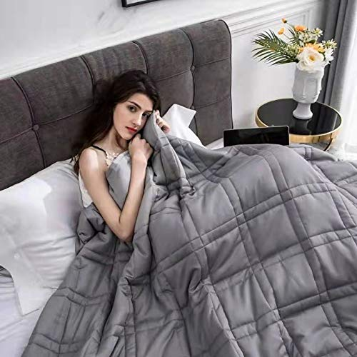 Ultra Plush Weighted Blanket -Great for Winter | Minky...