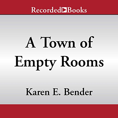 A Town of Empty Rooms audiobook cover art
