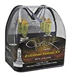 Optilux Hella H71071132 XY Series H11 Xenon Yellow Halogen Bulbs, 12V, 55W, 2 Pack