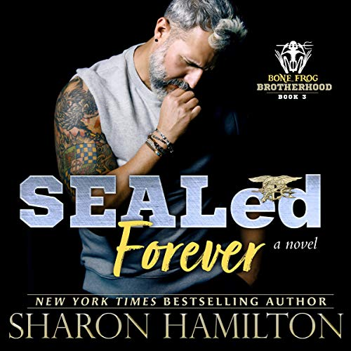 SEALed Forever audiobook cover art