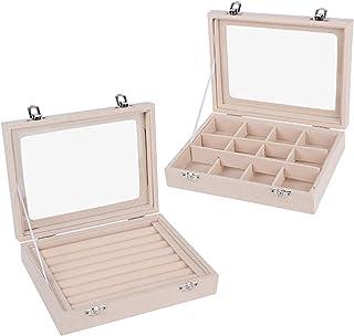 Amazon.es: cajas madera: Joyería