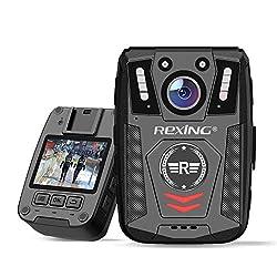 Image of Rexing P1 Body Worn Camera,...: Bestviewsreviews
