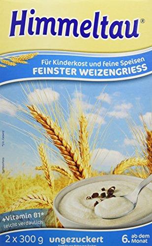 Himmeltau Weizengrieß, 8er Pack (8 x 600 g)