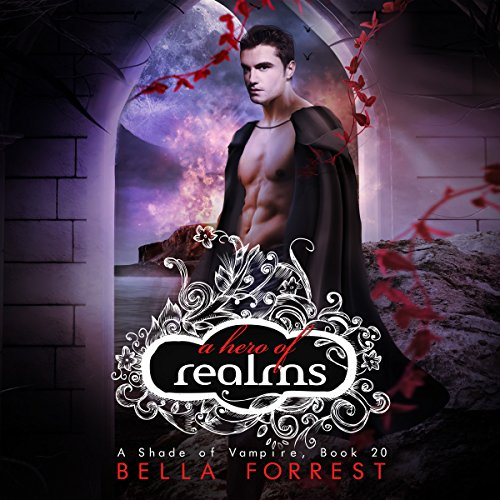 A Shade of Vampire 20: A Hero of Realms                    Written by:                                                                                                                                 Bella Forrest                               Narrated by:                                                                                                                                 Will Damron,                                                                                        Elizabeth Evans,                                                                                        Tavia Gilbert,                   and others                 Length: 5 hrs and 35 mins     Not rated yet     Overall 0.0