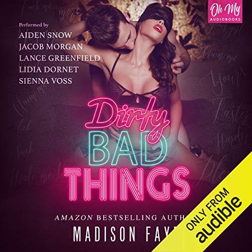 Madison Faye Dirty Bad Things [Books 1-3]