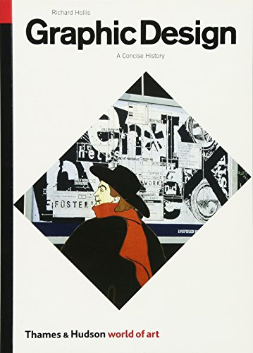 Graphic Design: A Concise History, Second Edition (World of Art)