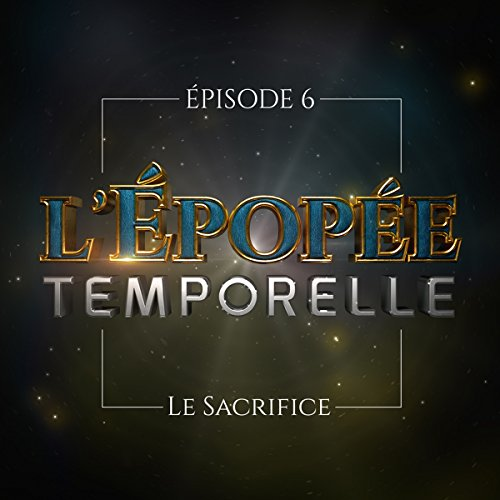 Le Sacrifice audiobook cover art
