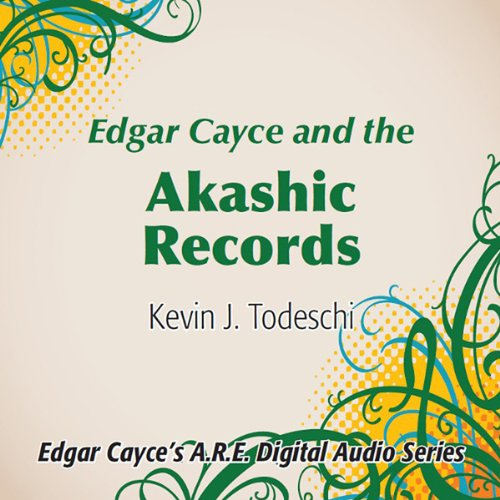Edgar Cayce and the Akashic Records audiobook cover art