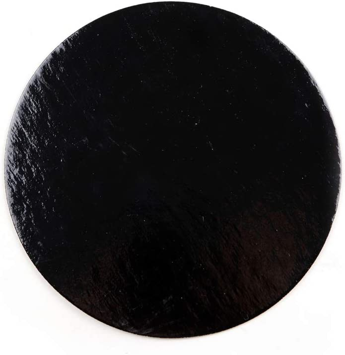 unisex Enjay Black Round Our shop most popular Mono-Portion Pastry 5