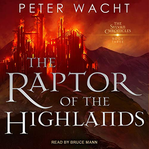 The Raptor of the Highlands cover art