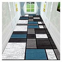 CnCnCn 廊下カーペットベッドルームエントランスノンスリップはカット階段ことができます (Color : A, Size : 110x360cm)