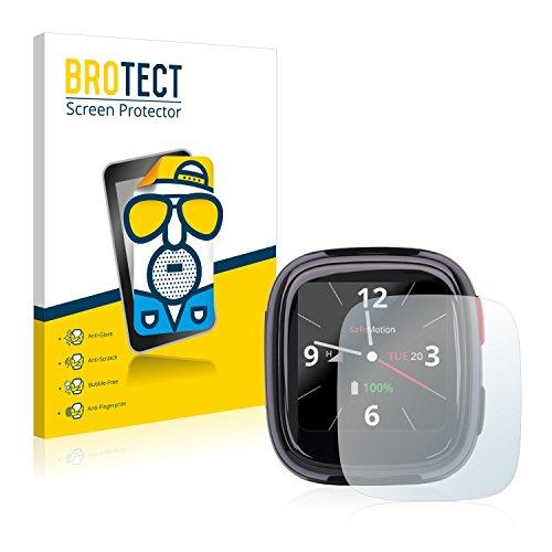 BROTECT 2X Entspiegelungs-Schutzfolie kompatibel mit SafeMotion S3 Bildschirmschutz-Folie Matt, Anti-Reflex, Anti-Fingerprint