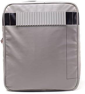 Nintendo Nes - Mochila escolar (50 cm), color gris