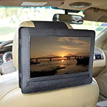 "Car Headrest Mount Holder for DBPOWER 10.5"" Portable DVD Player with Swivel and Flip.."