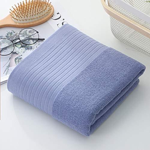 IAMZHL Toalla de algodón Puro de Secado rápido a Rayas, paño de baño para la Mano, Absorbente de baño, 4 Colores, Regalo para el hogar, 35 * 75 cm-towel-6-35x75cm