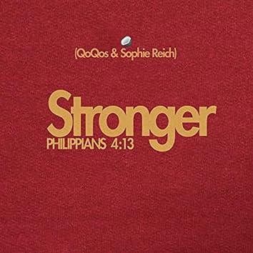 Stronger (Philippians 4:13)