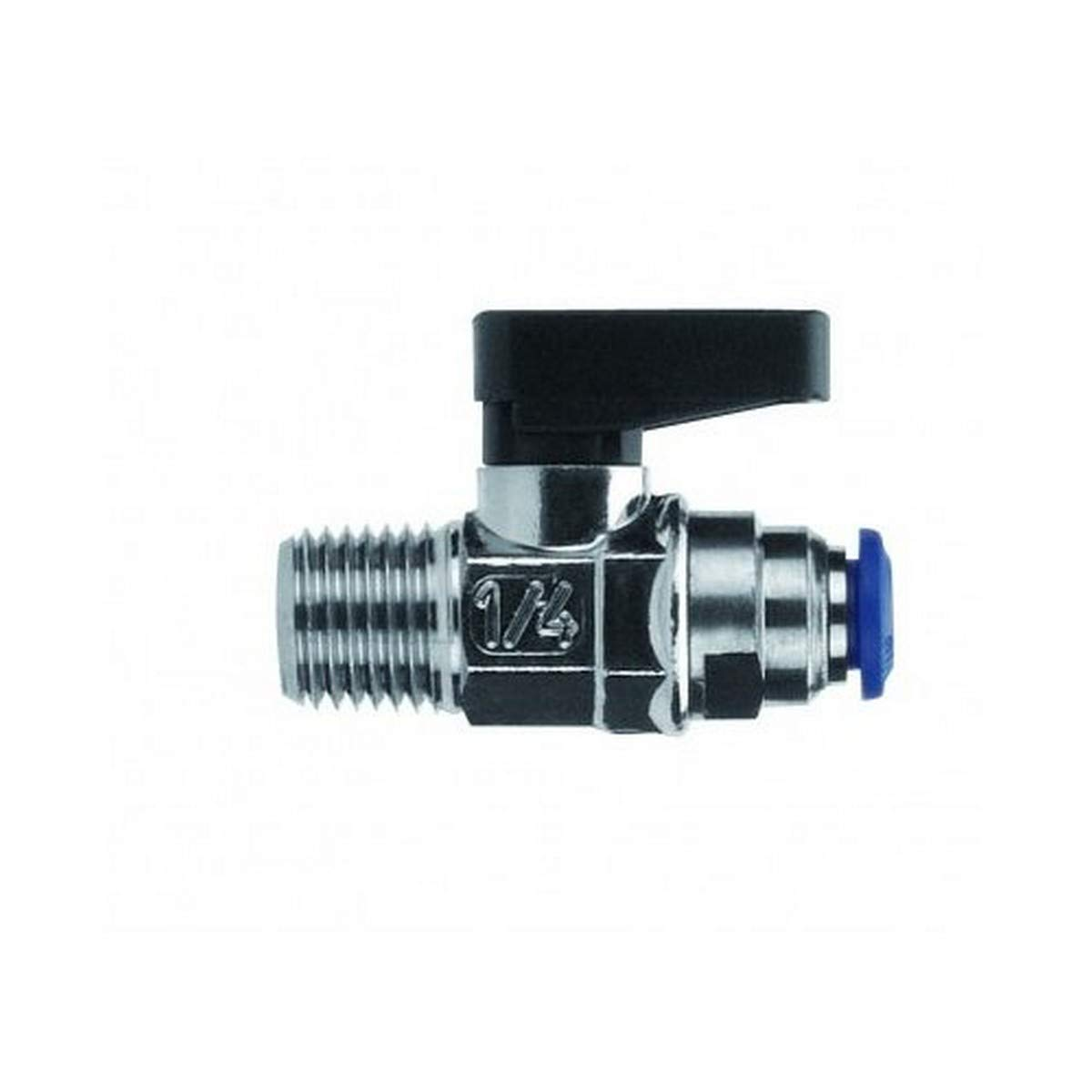 AIGNEP USA 6570N-6-1 Popular brand in the world 8 Mini Ball Push-to-Connect 6 Spring new work one after another Tub Valve mm