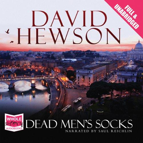 Dead Men's Socks audiobook cover art