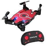 GoolRC T49 Drone RTF Mini drone 6 ejes Gyro WIFI FPV con 720P HD cámara Quadcopter RC Selfie drone de bolsillo