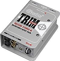 Radial ラジアル ステレオDIボックス Trim Two 【国内正規輸入品】