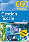 Gestion fiscale 2015-2016 - Tome 2 - 14e éd. : Manuel (Hors Collection) (French Edition)
