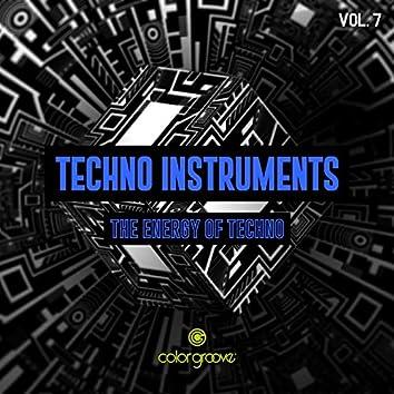 Techno Instruments, Vol. 7 (The Energy Of Techno)