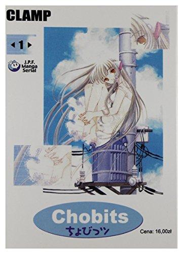 Chobits (Tom 1) [KOMIKS]