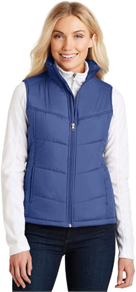 One Country United Women's Oakland Mall Puffer Me ColorsMEBL2XL Vest Assorted Washington Mall
