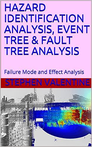 HAZARD IDENTIFICATION ANALYSIS, EVENT TREE & FAULT TREE ANALYSIS: Failure Mode and Effect Analysis