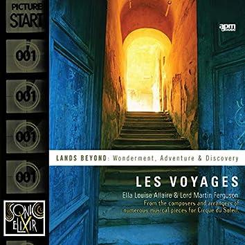 Lands Beyond: Wonderment, Adventure, Discovery