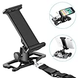 Neewer 10089929 Supporto Dji Mavic Pro per Tablet da 14-20cm, con Telecomando e Supporto per Clip...