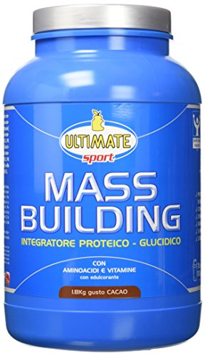 Ultimate Italia Mass Building Cacao - 1,8 Kg