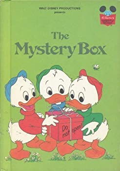 The Mystery Box - Book  of the Disney's Wonderful World of Reading