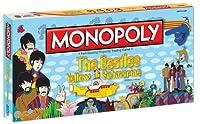 Monopoly: The Beatles Yellow Submarine: Monopoly: The Beatles Yellow Submarine