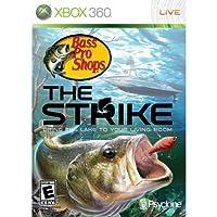 Bass Pro Shops: The Strike Bundle with Fishing Rod