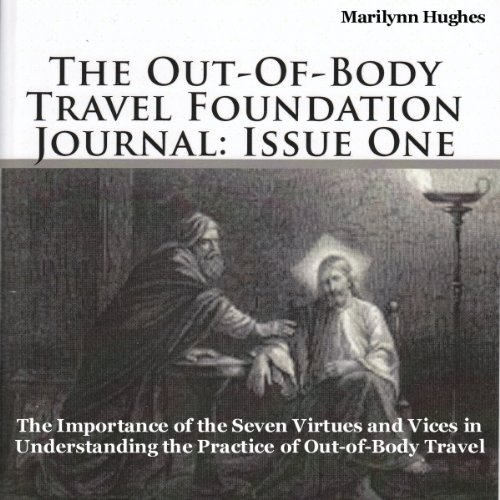 The Out-of-Body Travel Foundation Journal: Issue One cover art