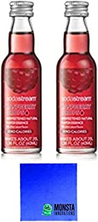 SodaStream Fruit Drops Raspberry - 2 Pack