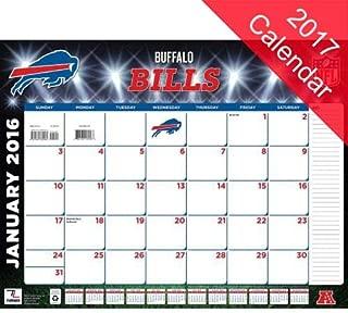 Buffalo Bills 2017 Calendar
