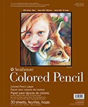 Strathmore 400 Series Colored Pencil Pad, 11