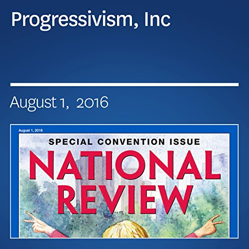 Progressivism, Inc cover art