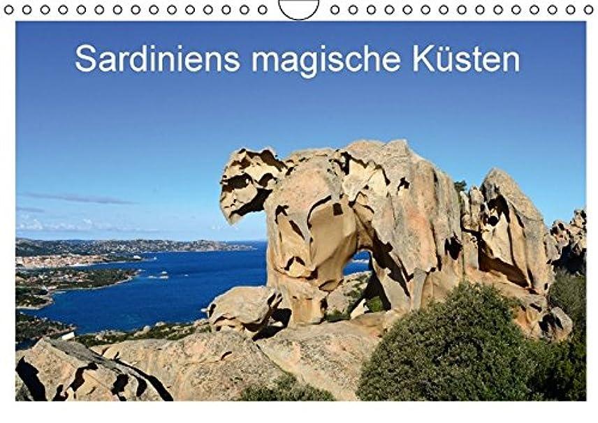 サルベージフォーム請求可能Sardiniens magische Küsten (Wandkalender 2016 DIN A4 quer)