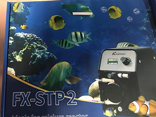 Kamoer FX-STP2 WiFi Continuous-Duty Peristaltic Dosing Pump