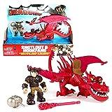 Dragons Patn Mocoso y Dragn Garfios | DreamWorks Juego de accin Set