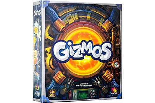 Asmodee Italia Gizmos Tafelspiel, Color, CMON